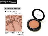 MACマック パウダーブラッシュ(シンシアー) チーク 人気コスメティック!!!MAC化粧品