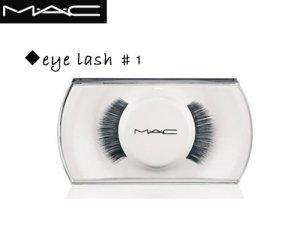 画像1: MAC アイラッシュ ♯1【M・A・C】マック つけまつげ♯1 化粧品