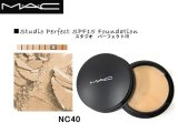 【MAC】スタジオパーフェクト15 ファンデーション NC40