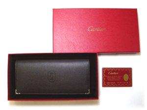 画像5: カルティエ財布 カボションライン 長財布 L3000585